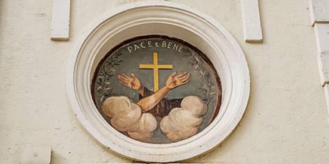 ordine francescano, pace e bene
