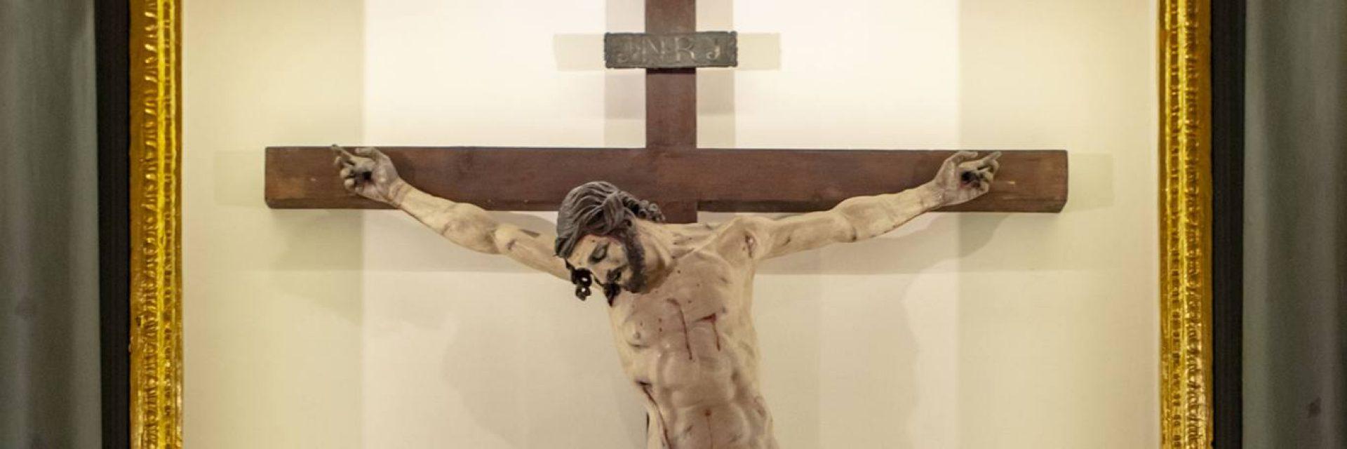 Il Crocifisso di Vespasiano Genuino